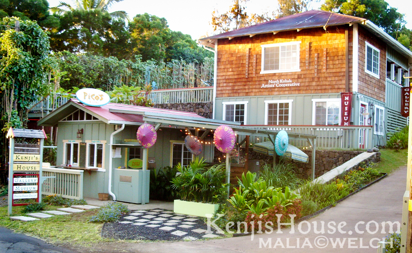 Kenji's House, Our Home
