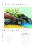 Printmaker's Journey poster: Catherine Morgan